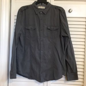 Sovereign Code Los Angeles L button down shirt